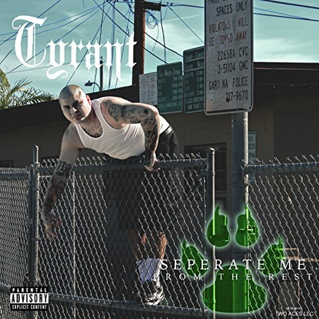 Tyrant SEPARATE ME FROM THE REST CD