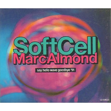 Soft Cell SAY HELLO WAVE GOODBYE / YOUTH REIMAGINED Vinyl Record