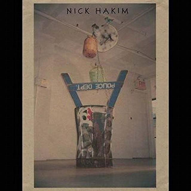 Nick Hakim ONYX COLLECTIVE Vinyl Record