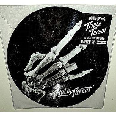 TRIPLE THREAT Vinyl Record