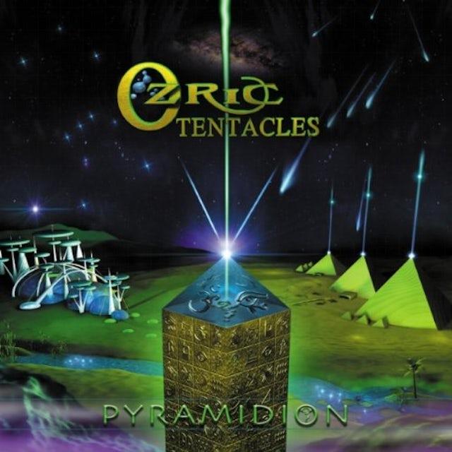 Ozric Tentacles PYRAMIDION CD