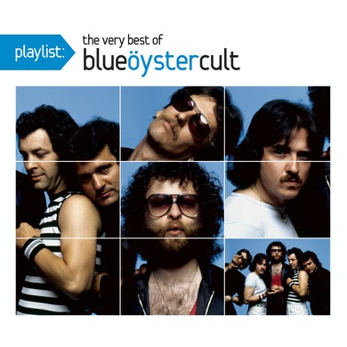 Blue Oyster Cult PLAYLIST: VERY BEST OF CD