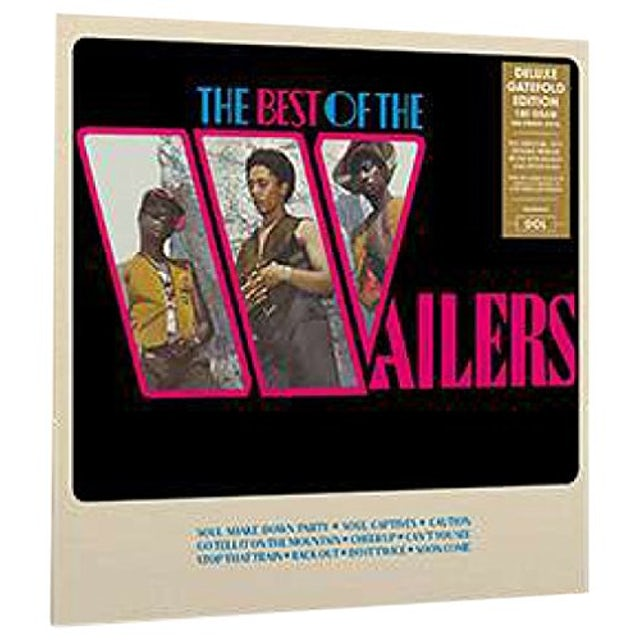 BEST OF THE WAILERS BEVERLEY'S RECORDS Vinyl Record