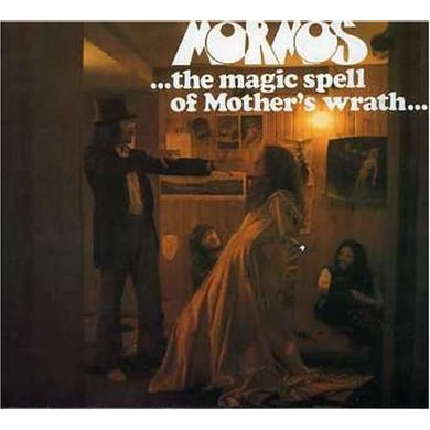 Mormos MAGIC SPELL OF MOTHER'S WRATH Vinyl Record
