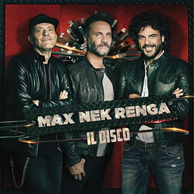 MAX NEK RENGA: IL DISCO CD