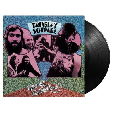 Brinsley Schwarz NERVOUS ON THE ROAD Vinyl Record