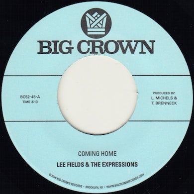 Lee Fields COMING HOME / PRECIOUS LOVE Vinyl Record