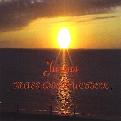 Justus MASS DESTRUCTION CD