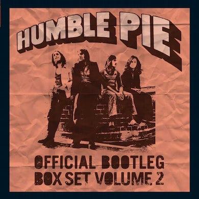 Humble Pie OFFICIAL BOOTLEG BOX SET VOL 2 CD