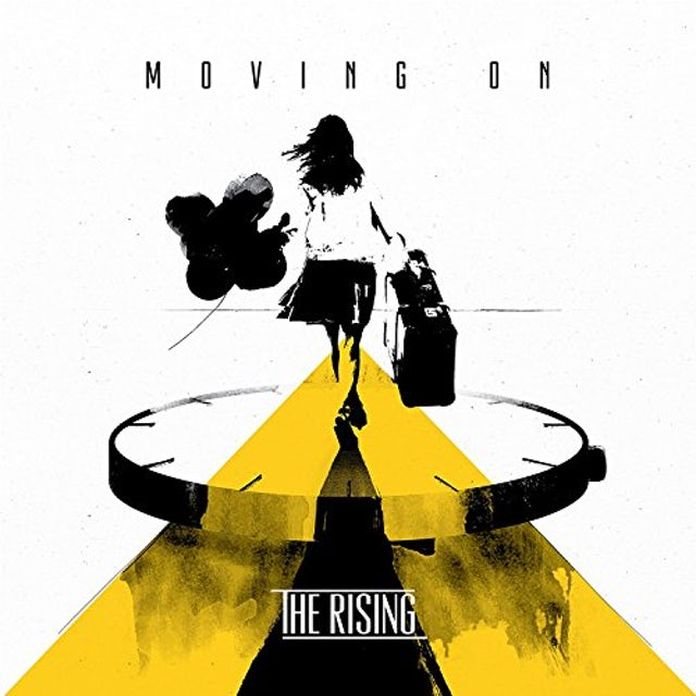 Rising MOVING ON CD