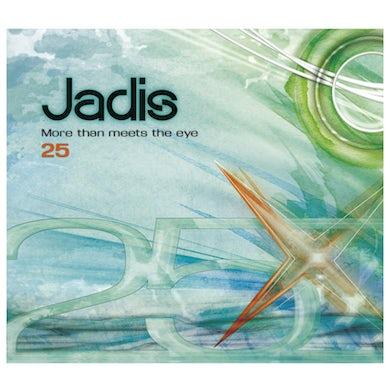 Jadis MORE THAN MEETS THE EYE: 25TH ANNVERSARY EDITION CD