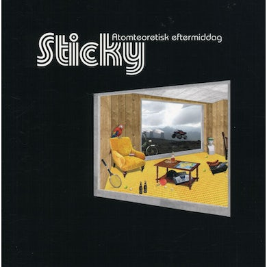 Sticky ATOMTEORETISK EFTERMIDDAG CD