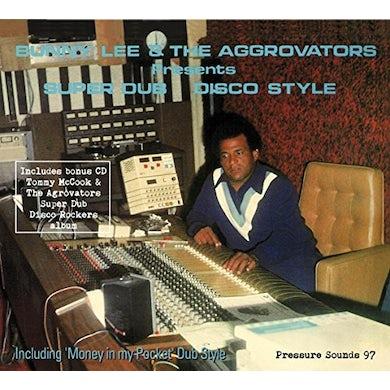 Bunny Lee / Aggrovators SUPER DUB DISCO STYLE CD