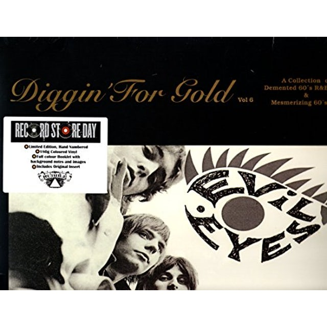 Diggin For Gold Volume 6 / Various