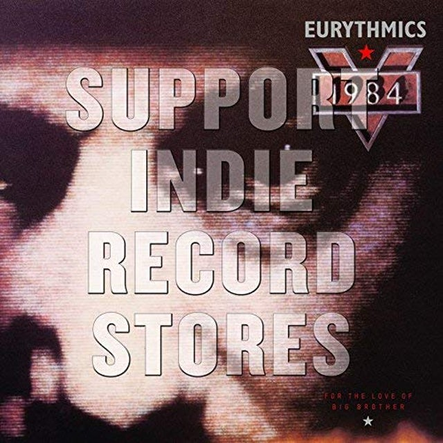 Eurythmics 1984 (FOR THE LOVE OF BIG BROTHER) Vinyl Record
