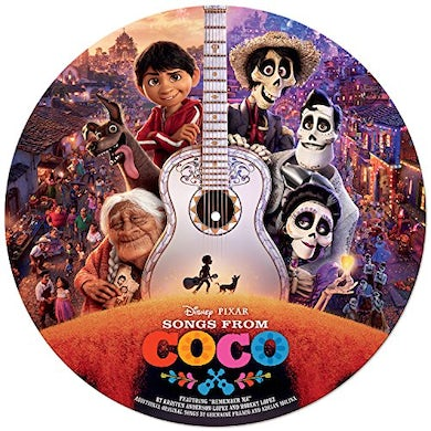 Songs From Coco / O.S.T. Limited Picture Disc Vinyl Record