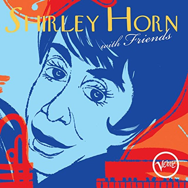 Shirley Horn WITH FRIENDS CD