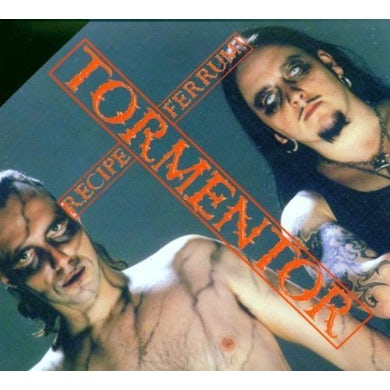 Tormentor RECIPE FERRUM Vinyl Record