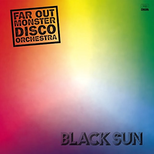 The Far Out Monster Disco Orchestra BLACK SUN CD
