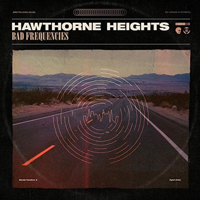 Hawthorne Heights BAD FREQUENCIES CD