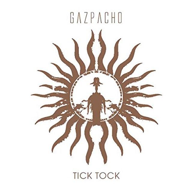 Gazpacho TICK TOCK CD