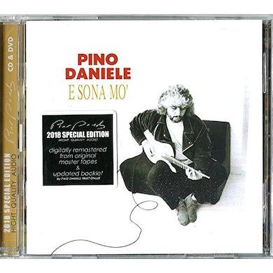 Pino Daniele E SONA MO (LIVE) CD