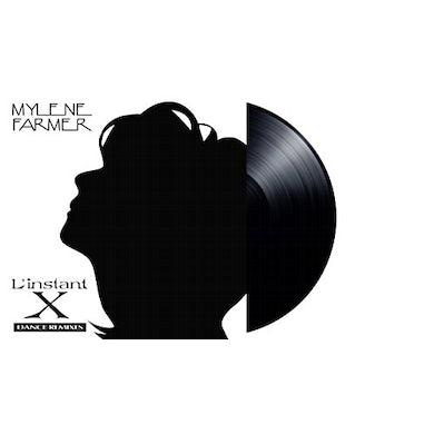 Mylène Farmer L'INSTANT X Vinyl Record