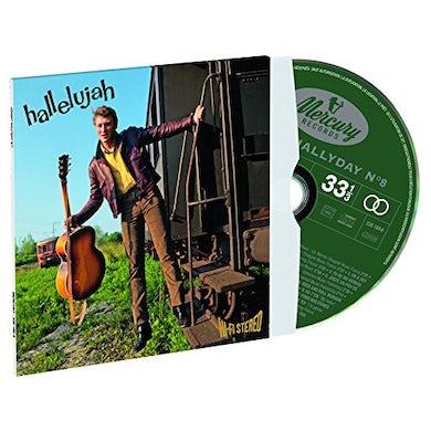 Johnny Hallyday HALLELUJAH CD