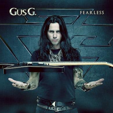 Gus G. FEARLESS CD