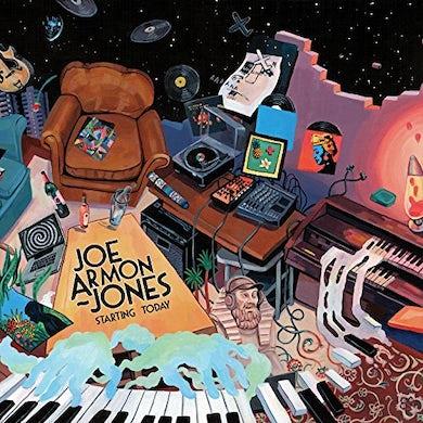 Joe Armon-Jones STARTING TODAY CD