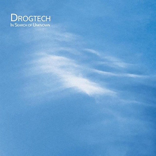 Drogtech IN SEARCH OF UNKNOWN Vinyl Record