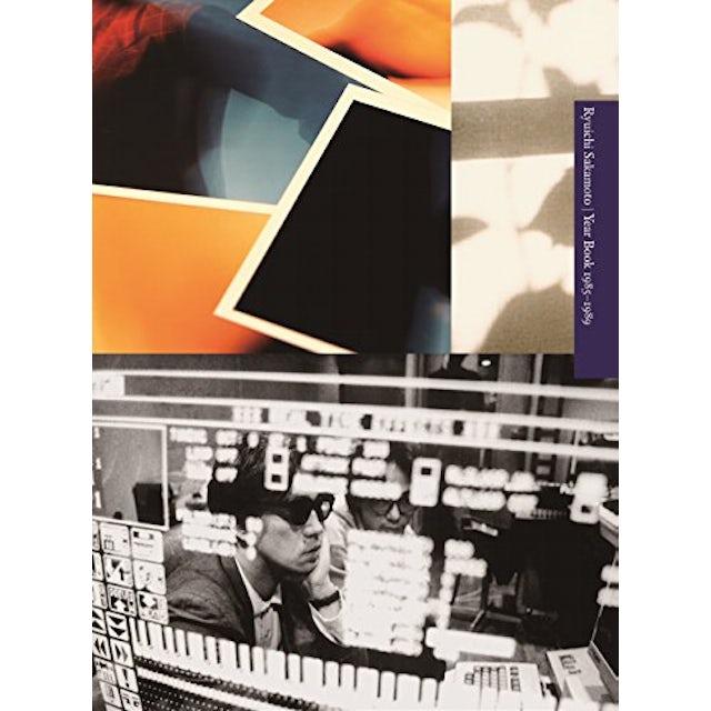 Ryuichi Sakamoto YEAR BOOK 1985-1989 CD