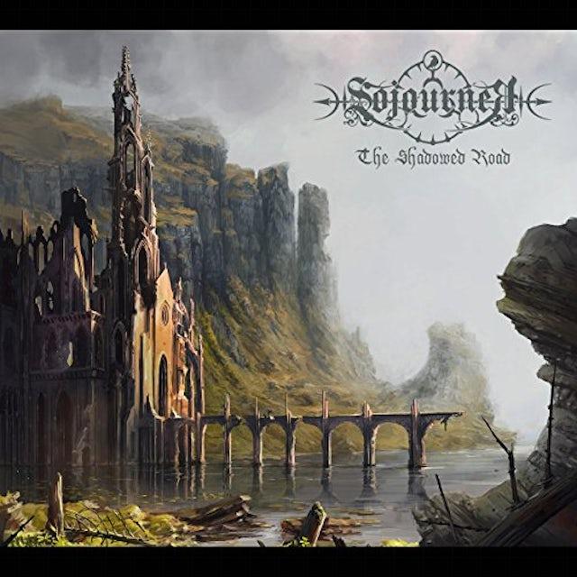 Sojourner SHADOWED ROAD CD - UK Release