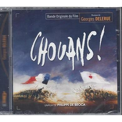 Georges Delerue CHOUANS / Original Soundtrack CD