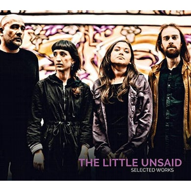 LITTLE UNSAID SELECTED WORKS CD
