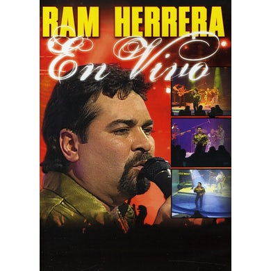 Ram Herrera EN VIVO DVD