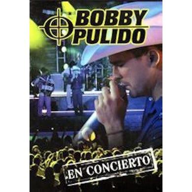 Bobby Pulido EN CONCIERTO DVD