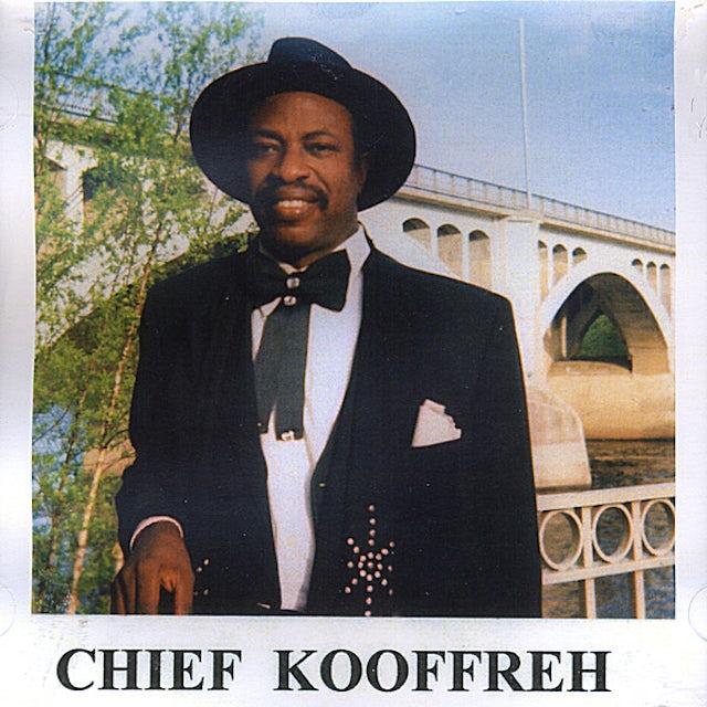 Chief Kooffreh BLEEDING HEART CD