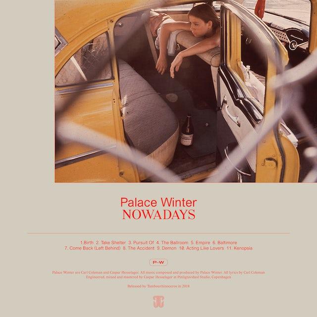PALACE WINTER NOWADAYS CD