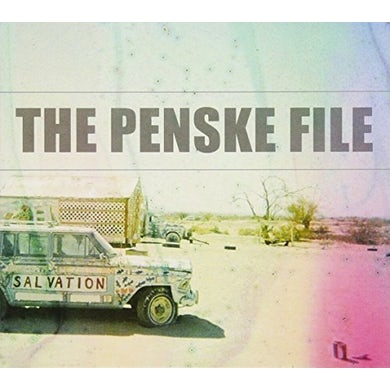 Penske File SALVATION CD