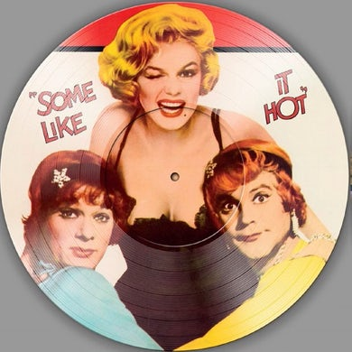 Some Like It Hot / O.S.T. Vinyl Record