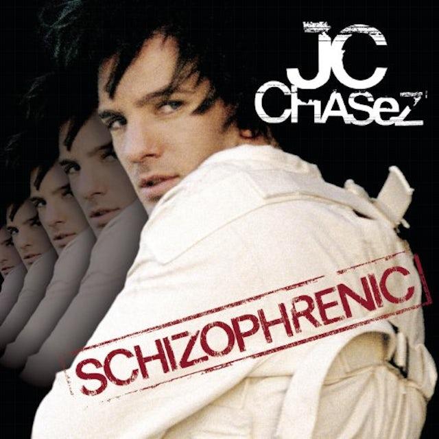 JC Chasez SCHIZOPHRENIC CD