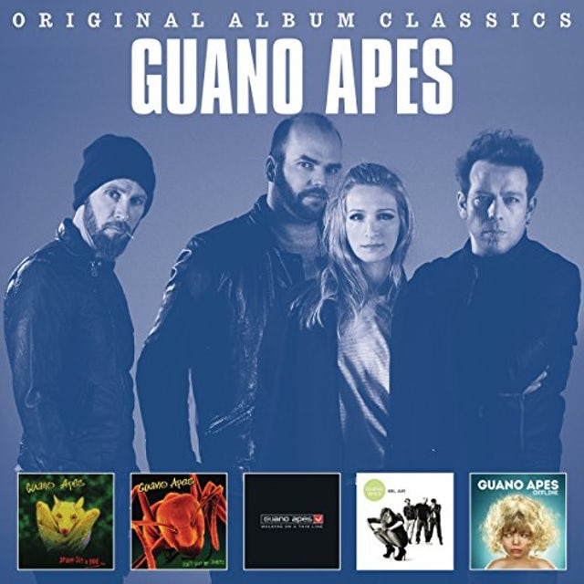 Guano Apes ORIGINAL ALBUM CLASSICS CD