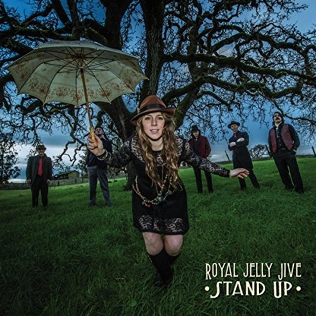 Royal Jelly Jive STAND UP Vinyl Record