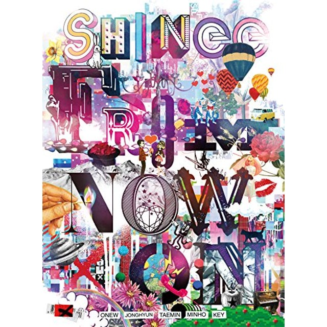 SHINee BEST FROM NOW ON: LIMITED B VERSION CD