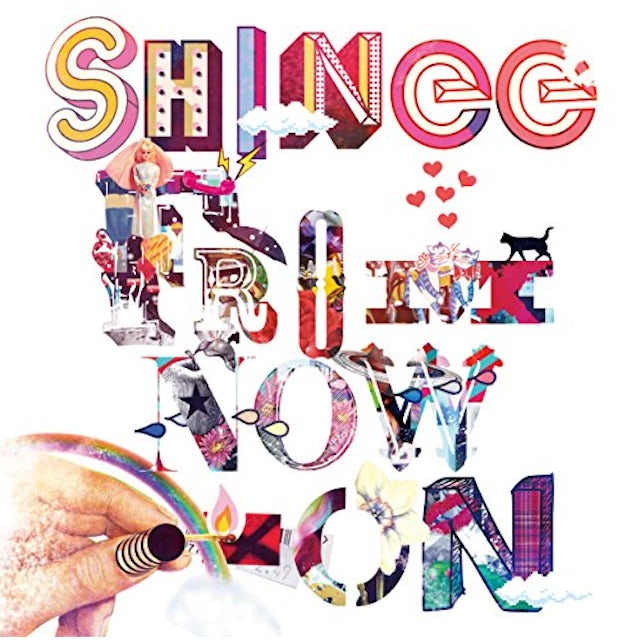 SHINee BEST FROM NOW ON CD
