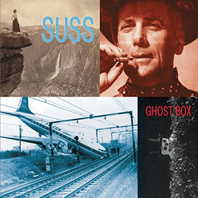 Suss GHOST BOX CD