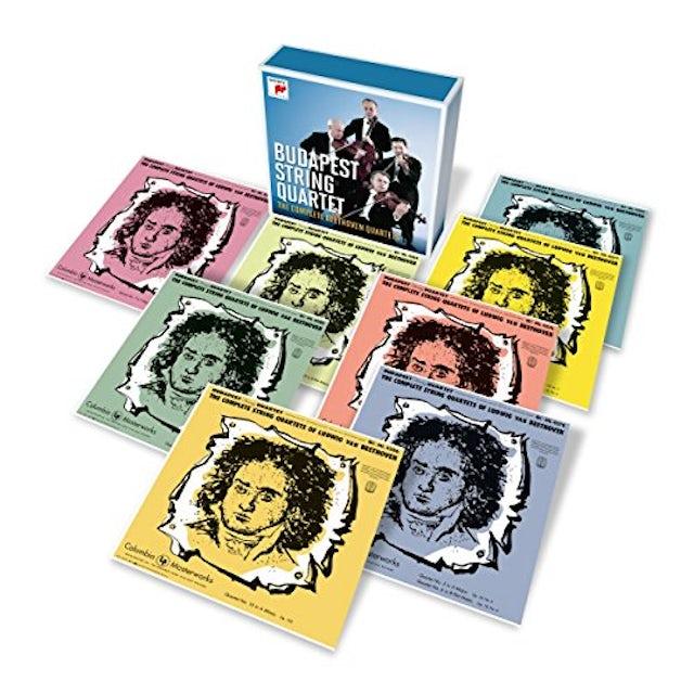 BUDAPEST STRING QUARTET / COMPLETE BEETHOVEN CD