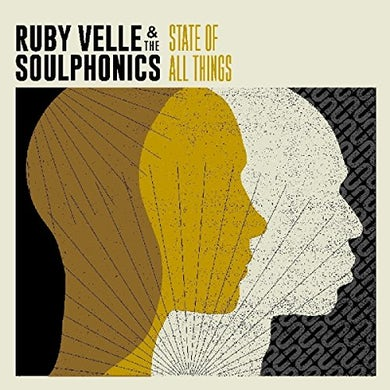 Ruby Velle & Soulphonics STATE OF ALL THINGS CD