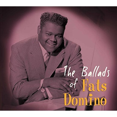 BALLADS OF FATS DOMINO CD